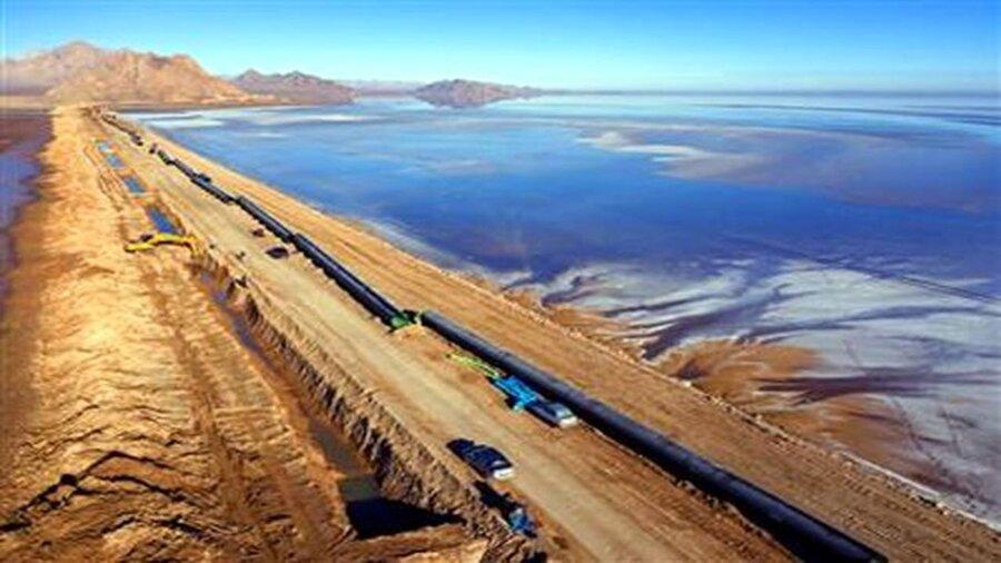 انتقال آب خلیجفارس