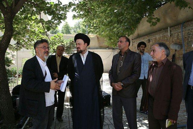 مستند «بانو قدس ایران»