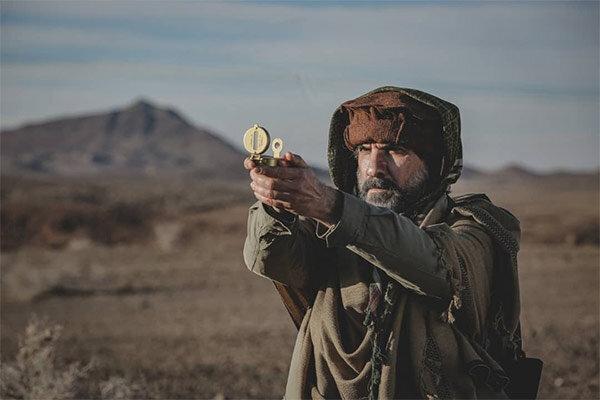 محمد مختاری بازیگر سریال «گاندو»