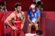 صعود یزدانی به نیمه نهایی المپیک توکیو | پیروزی برابر حریف سوییسی در کمتر از دو دقیقه