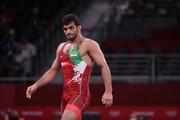 نابغه کشتی ایران فینالیست المپیک توکیو شد