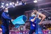 واکنش سرمربی کشتی آزاد به مبارزه با روسها در نیمه نهایی المپیک توکیو