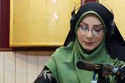 ویدئو | گریه گوینده رادیو هنگام اعلام خبر فوت فرزانه معصومیان