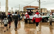 کشته شدن ۸ نفر در کشور براثر سیل و صاعقه | امدادرسانی به ۱۰ هزار نفر در حوادث جوی اخیر