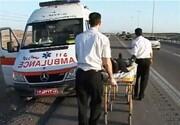 تصادف در سیستانوبلوچستان ۵ کشته و ۱۲ مجروح به جا گذاشت | همه سرنشین یک پژو بودند!