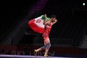 کسب دومین مدال طلای المپیک برای ایران | پیروزی قاطع گرایی در فینال