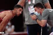 واکنش بنا به طلای گرایی و ناکامی برادرش در المپیک توکیو