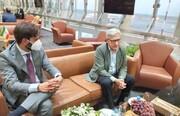 سفر دیپلمات ارشد فرانسوی به تهران برای شرکت در مراسم تحلیف رئیسی