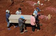 اندونزی از مرز ۱۰۰۰۰۰ مرگ ناشی از کرونا گذشت
