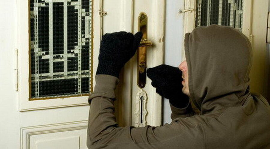 سرقت - خانه - منزل
