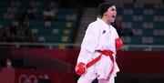 المپیک توکیو؛ شکست سارا بهمنیار مقابل حریفی از چین تایپه در دومین گام