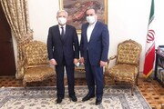 مدیرکل سیاسی و امنیتی وزارت امور خارجه ایتالیا با عراقچی دیدار کرد