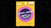 """طراحی """"ماشین لباسشویی فضایی"""" برای فضانوردان"""
