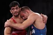 تیلور: یزدانی مشوق من برای گرفتن طلای المپیک بود | اگر من هم طلا نمی گرفتم ناراحت بودم