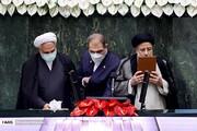 تصاویر | حاشیه های مراسم تحلیف رئیسی در مجلس