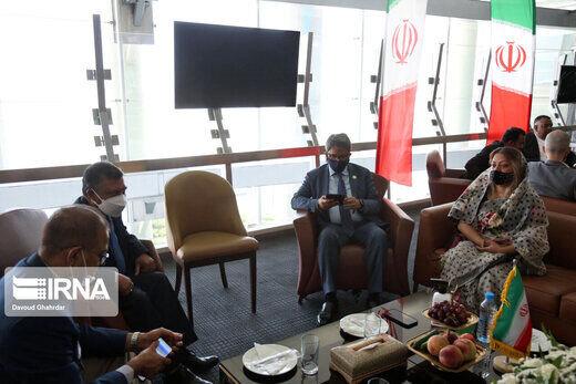 تصاویر | مقامات شرکتکننده در مراسم تحلیف ابراهیم رئیسی