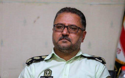 سرهنگ کاووس محمدی