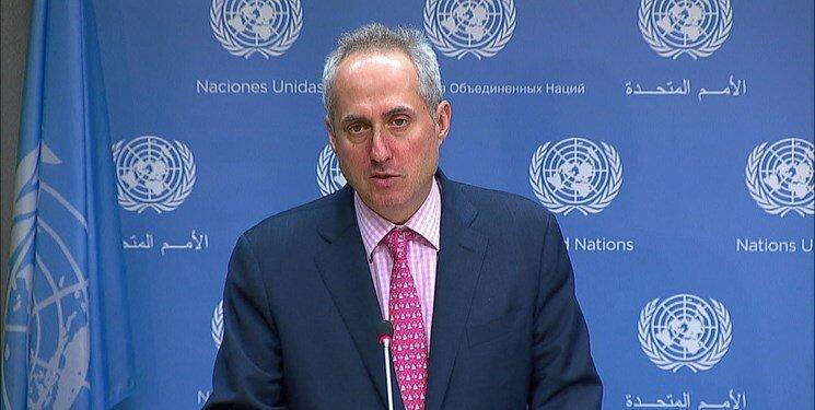 سخنگوی سازمان ملل