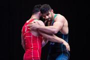 المپیک توکیو| شکست محمدیان در دور اول برابر رقیب گرجستانی