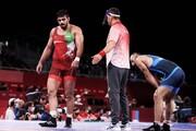کشتی المپیک توکیو | حذف زودهنگام محمدیان با شکست کشتی گیر گرجستانی