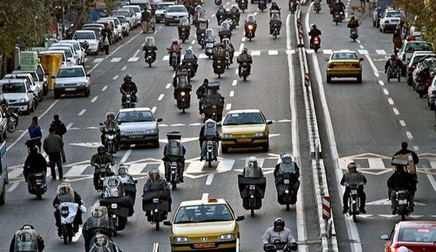 خودرو - موتورسیکلت - تهران
