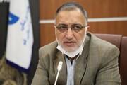 حضور شهردار تهران در منطقه ۲۰ و حرم حضرت عبدالعظیم حسنی(ع)