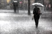 بارش باران و کاهش دما در نوار شمالی کشور | احتمال خیزش گرد و خاک در ۳ استان