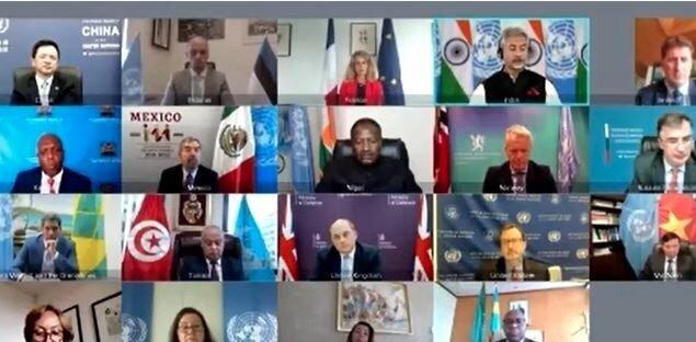 اتهامزنی مجدد آمریکا و انگلیس علیه ایران در نشست شورای امنیت