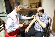 خدمات واکسیناسیون هلال احمر اردبیل به 94 هزار نفر