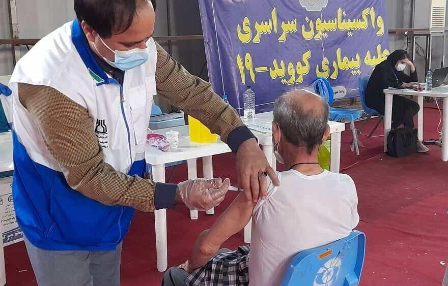 واکسن کرونا - واکسیناسیون