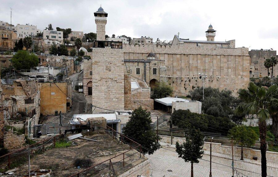 الخليل و غار باستاني حضرت ابراهيم