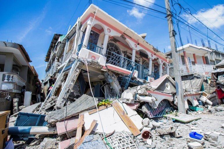 زلزله هائیتی
