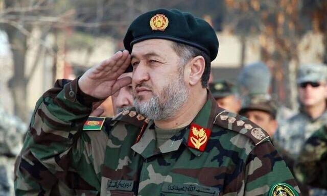 وزیر دفاع افغانستان