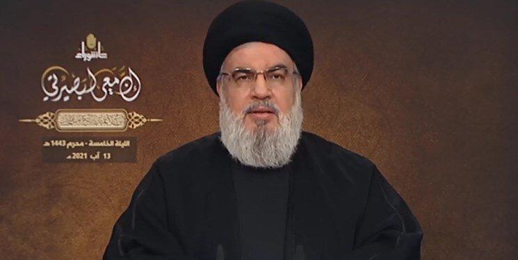 سیدحسن نصرالله: قطعا از ایران بنزین و گازوئیل وارد میکنیم