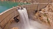 اینفوگرافیک |آخرین وضعیت سدهای ایران | کاهش ۴۷ درصدی آب ورودی سدها