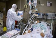 ویدئو | افزایش ۱۰ برابری مراجعه بیماران کرونا به بیمارستان امام اهواز | بیماران خانوادگی مراجعه میکنند
