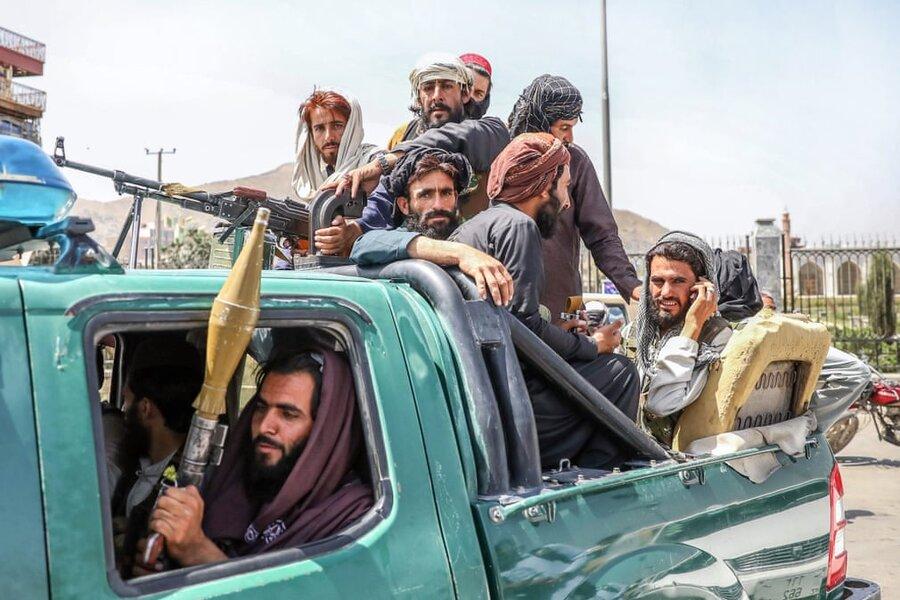 واکنشهای جهانی به سقوط کابل