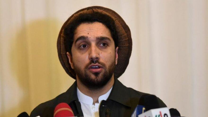 احمد مسعود: طالبان نیروهایش را از پنجشیر خارج کند با آنها گفتوگو میکنیم