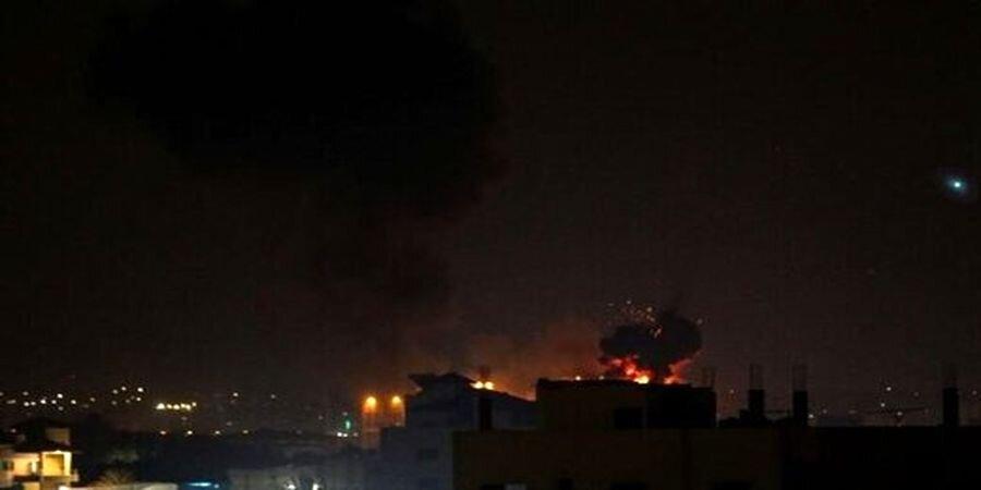 حمله جنگنده های اسرائیلی به غزه | مقاومت پاسخ داد |  ارتش اسرائیل به حالت آمادهباش درآمد