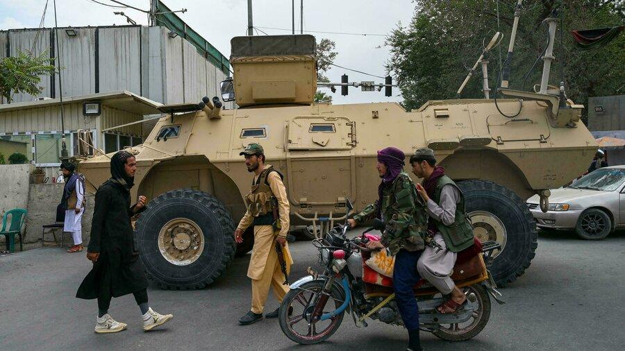 تسلیحات طالبان