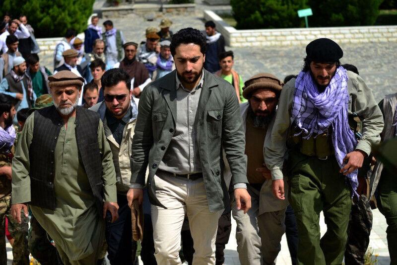 احمد مسعود خواستار قیام ملی مردم افغانستان علیه طالبان شد
