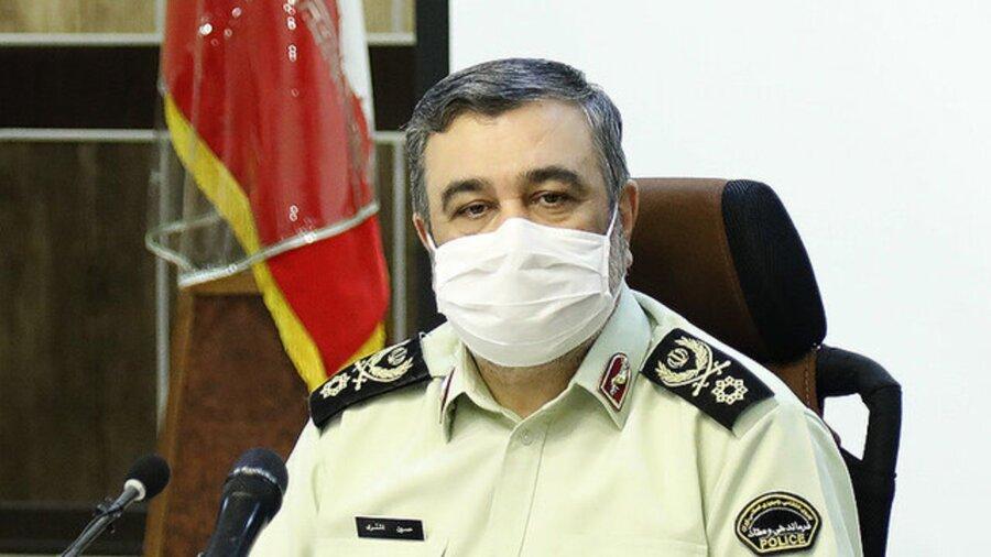واکنش پلیس به جلوگیری از تردد یک پزشک در اتوبان کرج ـ قزوین | وزارت بهداشت اسامی پزشکان مجاز به تردد بیناستانی را اعلام کند