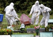 تازهترین آمار جهانی کرونا | ایران همچنان روی پله هشتم مرگومیر کرونایی