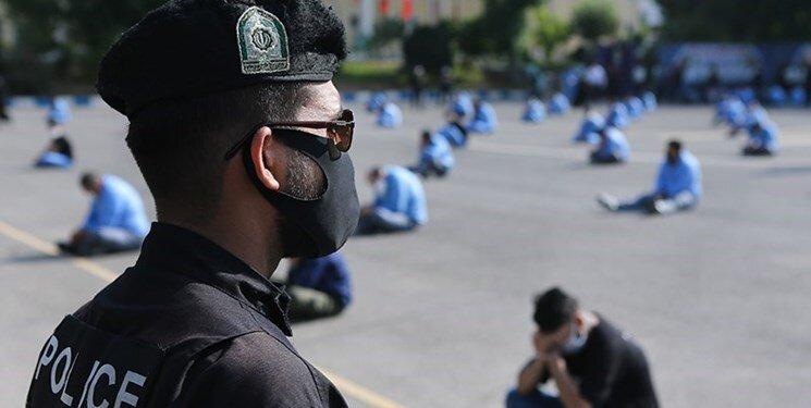 آغاز عملیات رعد۳ پلیس ری  بازداشت ۳۴۴ سارق، زورگیر و خردهفروش مواد مخدر