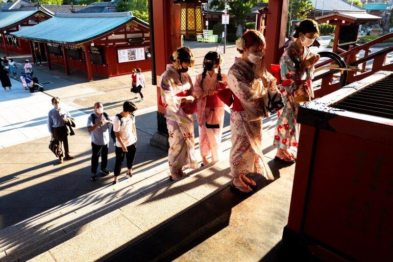 وضعیت ژاپن همزمان با برگزاری بازیهای پارالمپیک اضطراری شد
