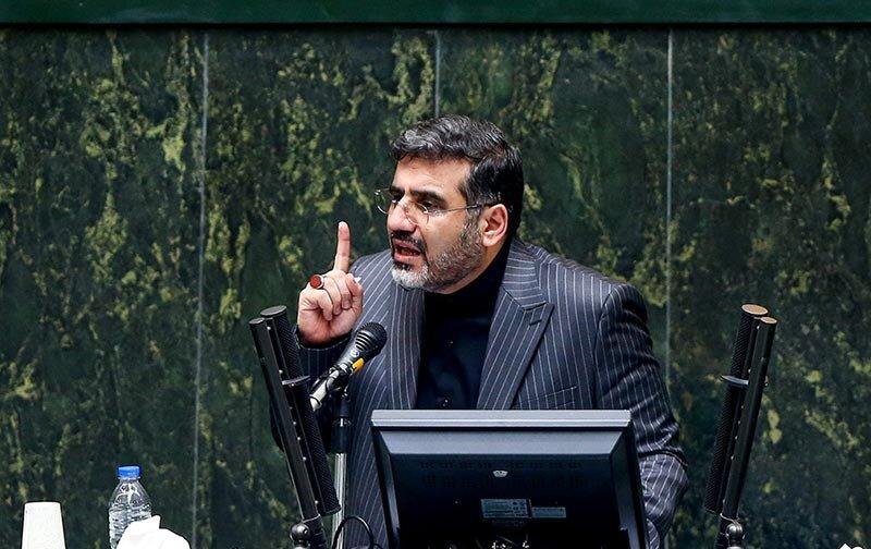 اسماعیلی وزیر ارشاد دولت سیزدهم شد | رای اعتماد مجلس به گزینه پیشنهادی رئیسی