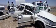 عکس | تصادف عجیب یک خودرو با تیر برق | برق ۲۵۰۰ مشترک قطع شد