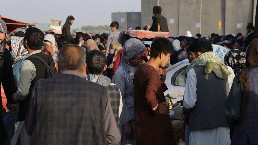 اسناد سفارت انگلیس به دست طالبان افتاد