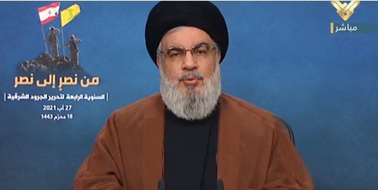 واکنش سیدحسن نصرالله به سقوط افغانها از هواپیمای آمریکایی | نفتکش سوم ایران در راه لبنان است