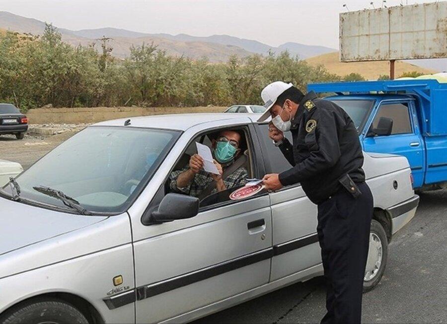 دلالی مجوز تردد در تهران | صدور مجوز فرمانداری رباطکریم در پاسداران!